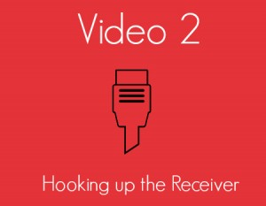 Hooking up the Receiver Video 2